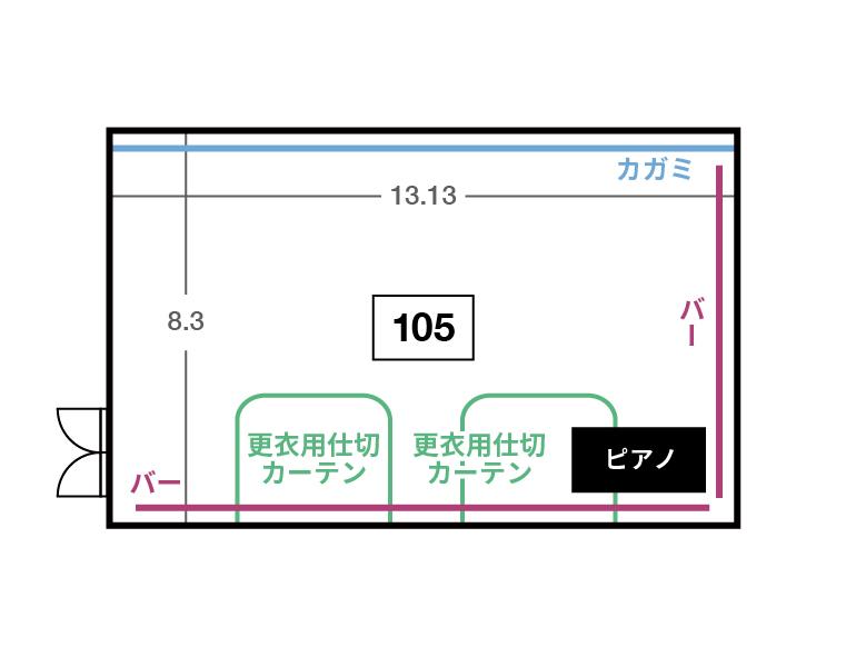 1F 105
