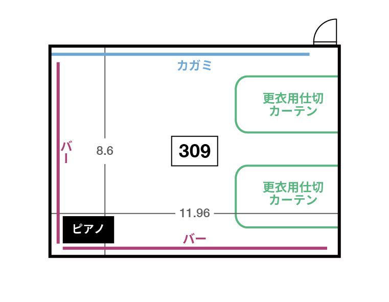 3F 309