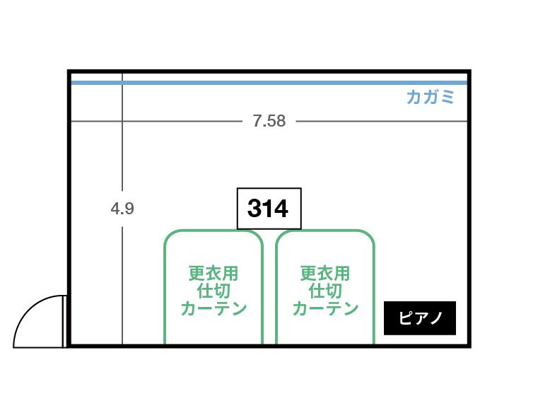 3F 314