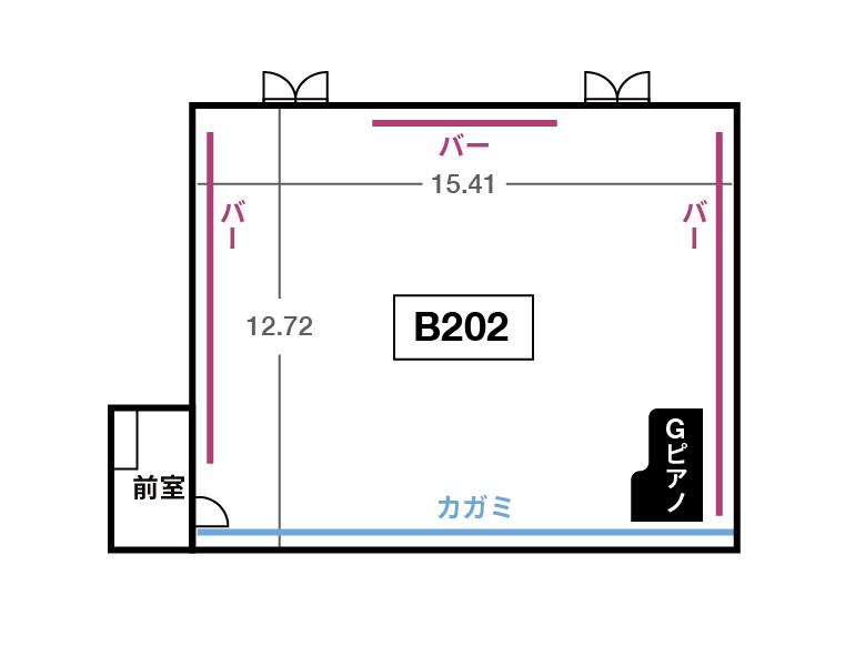WEST B2F B202